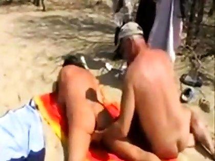 Catholic fingered by stranger at the beach
