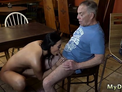 Old man cosset xxx Can you trust your girlcompeer leaving