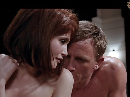 Nicely shaped Gemma Arterton has some really cock hardening nude scenes