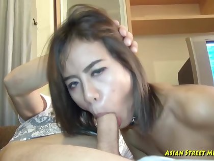 Small titted, Thai bitch got fucked in many positions, to come by her opinionated for the day